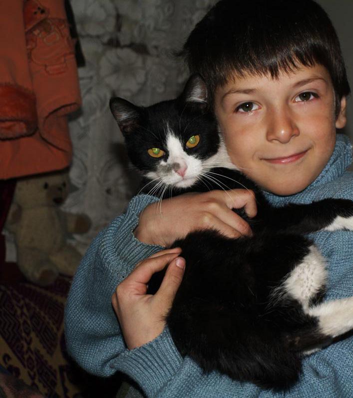 127_Horge-Andrei-cu-pisica